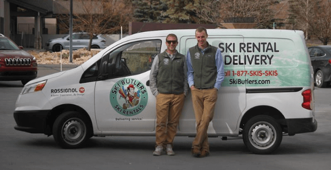 Ski Butlers Commits to an Electric Fleet