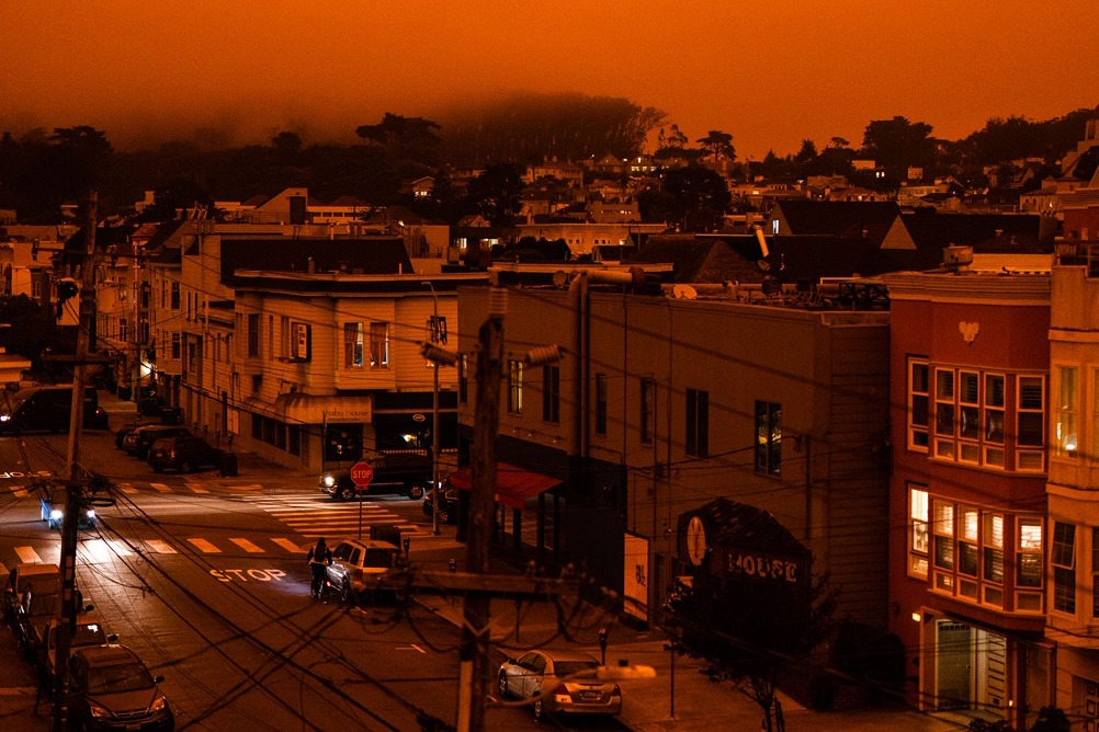 Fires Have Closed The Forests On The West Coast